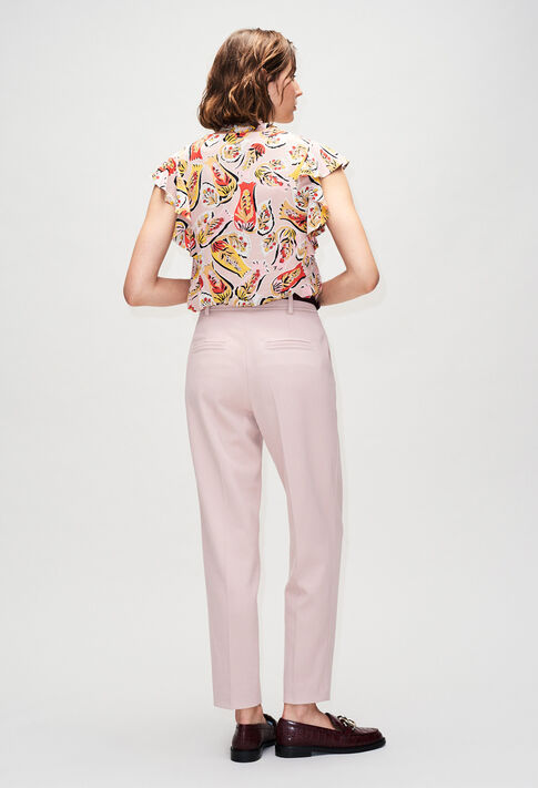 BAVARDH19 : Tops et Chemises couleur PRINT