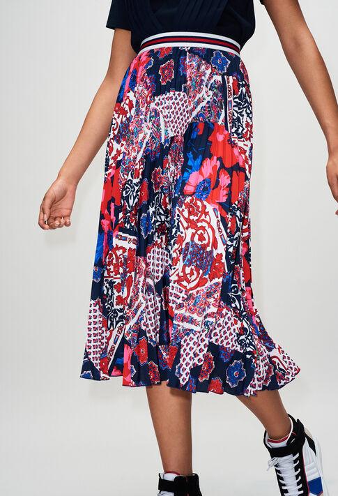 SIANAH19 : Jupes et Shorts couleur PRINT