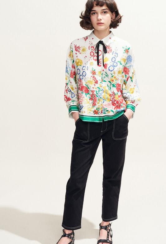 CHOUPIE : Tops y camisas color MULTICO