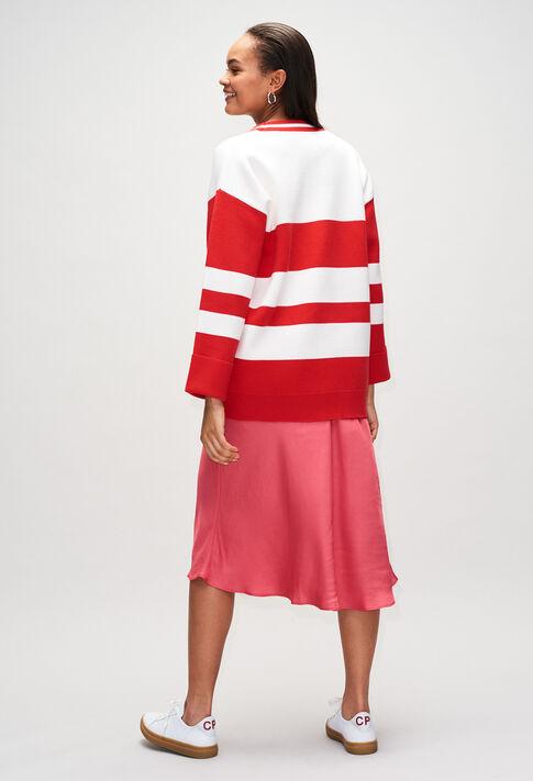 MAXH19 : Jerseys de punto y sudaderas color Ecru