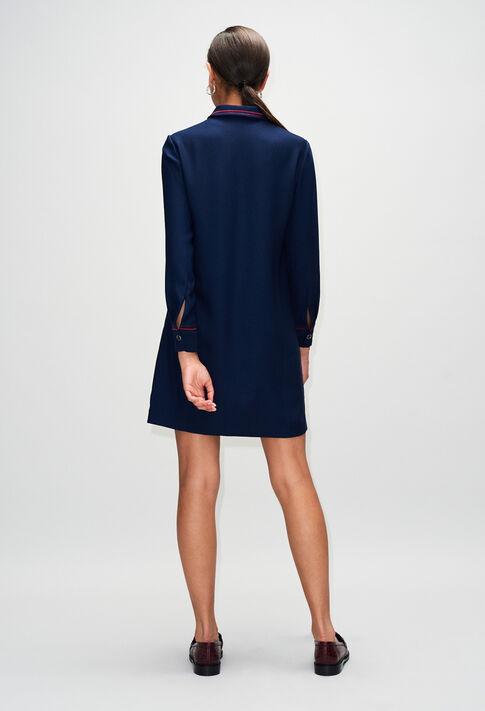 RENCARDH19 : Vestidos color MARINE