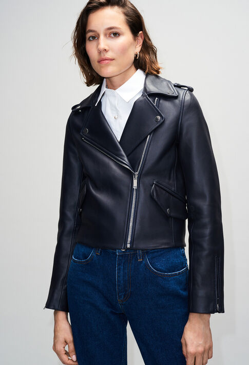 COQUILLETTEH19 : Abrigos y chaquetas color MARINE