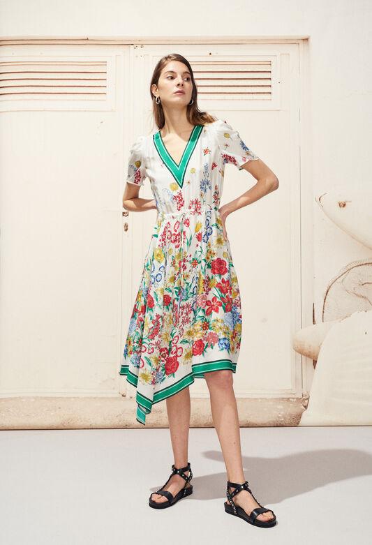 RUN : Vestidos color MULTICO