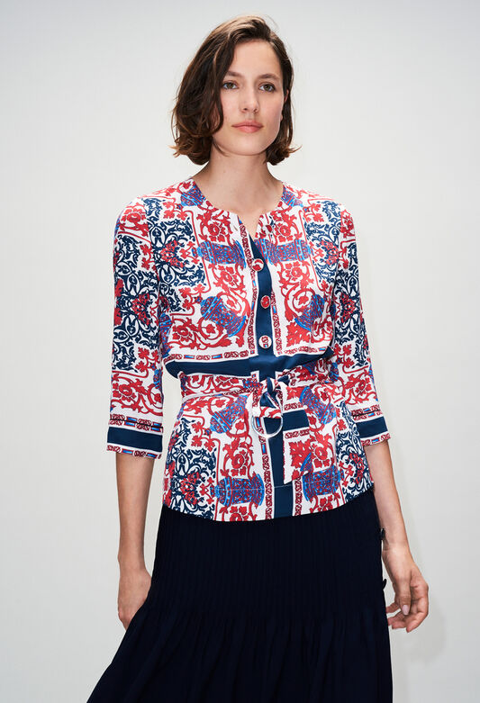 BEGONIAH19 : Tops et Chemises couleur K004