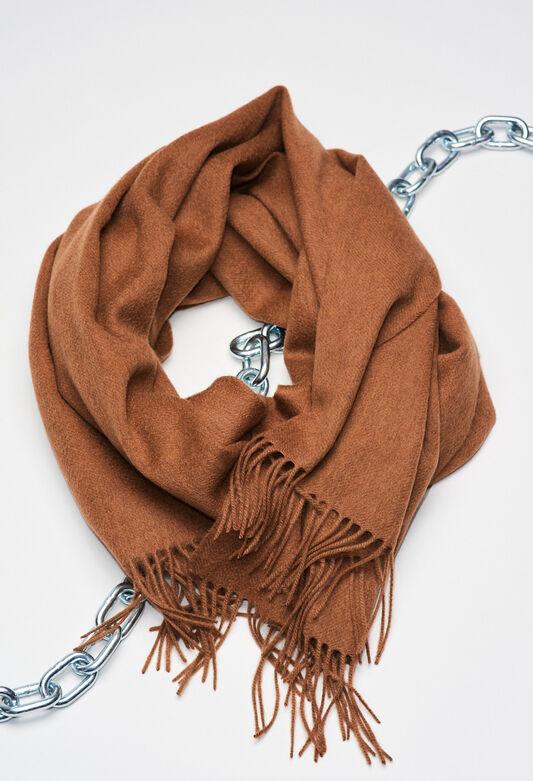 ALASKAH19 : Pañuelos y bufandas color OURSON