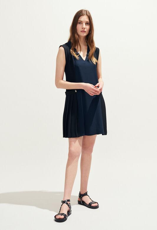 RAHIM : Vestidos color MARINE
