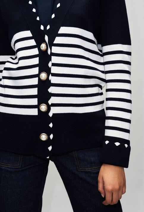 MINATAH19 : Jerseys de punto y sudaderas color MARINE