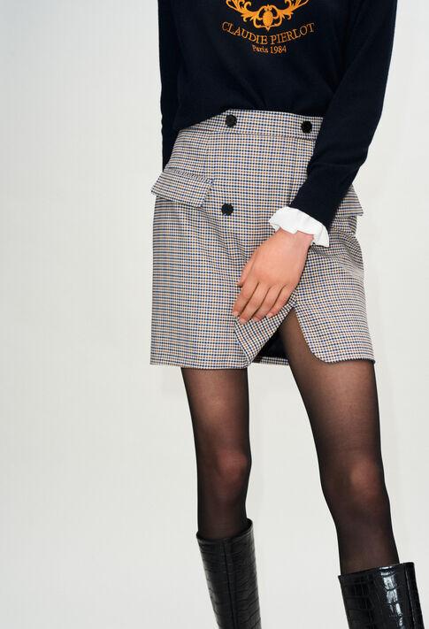 SERANAH19 : Faldas y pantalones cortos color MULTICO