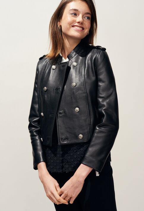 CASEY : Manteaux et Blousons couleur Noir