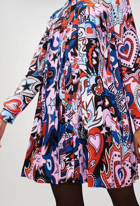 RAMSESH19 : Vestidos color PRINT FONCE