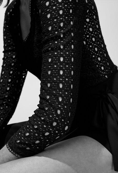 JULY : Faldas y pantalones cortos color Noir