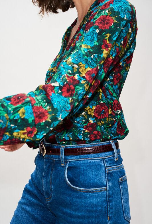 BROUTILLEH19 : Tops et Chemises couleur PRINT