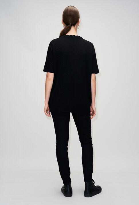 MELINEH19 : Jerseys de punto y sudaderas color NOIR