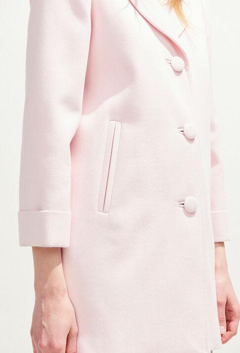 GLENN BIS : Abrigos y chaquetas color ROSE
