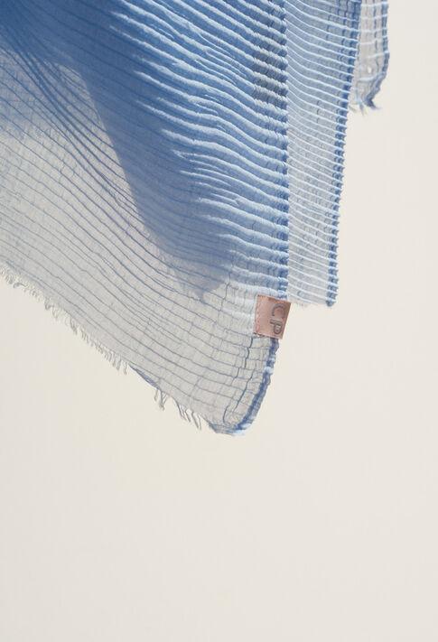 AERIEN : Pañuelos y bufandas color Ciel
