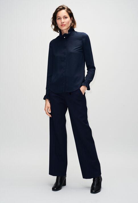 COLOMBEFLOUH19 : Tops et Chemises couleur MARINE