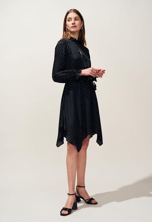 RAHIA : Robes couleur Noir