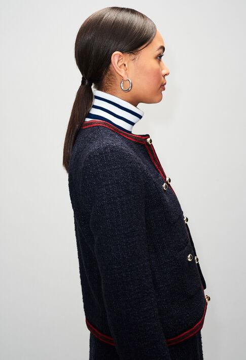 VIRNAH19 : Vestes couleur MARINE