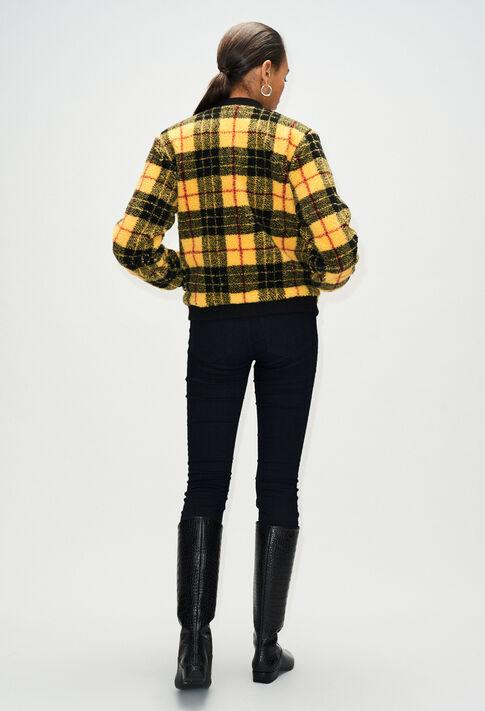 FAZIOH19 : Abrigos y chaquetas color MULTICO