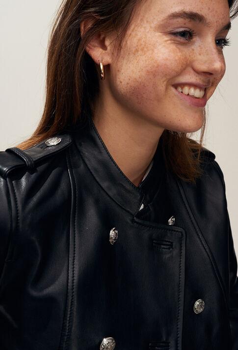 CASEY : Abrigos y chaquetas color Noir