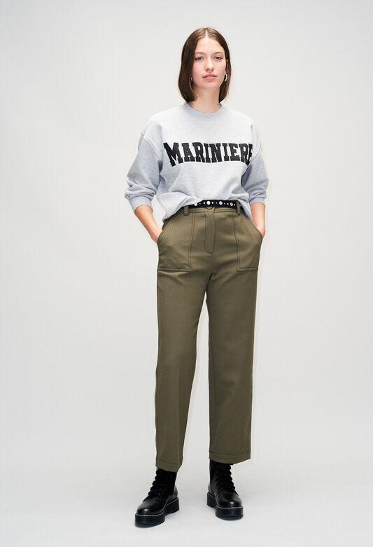 TYPOH19 : Maille & Sweatshirts couleur B005