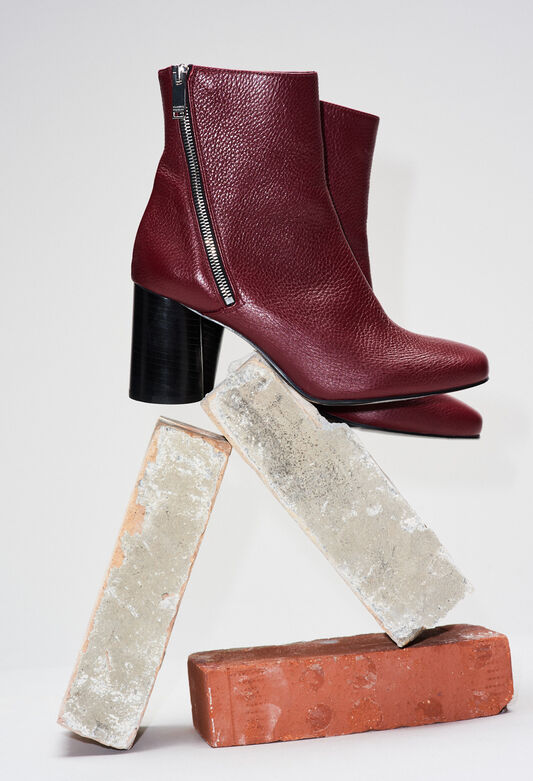 AVRILH19 : Zapatos color NOIR