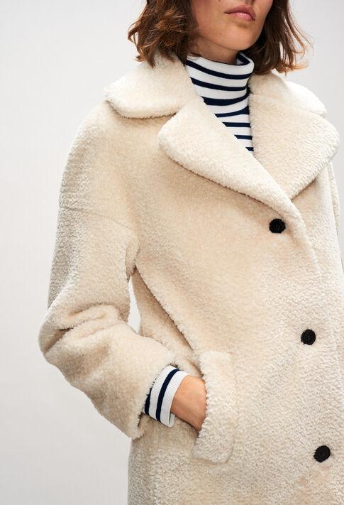 FEDORABISH19 : Abrigos y chaquetas color ECRU