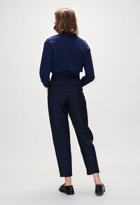 TOMYH19 : Jerseys de punto y sudaderas color MARINE