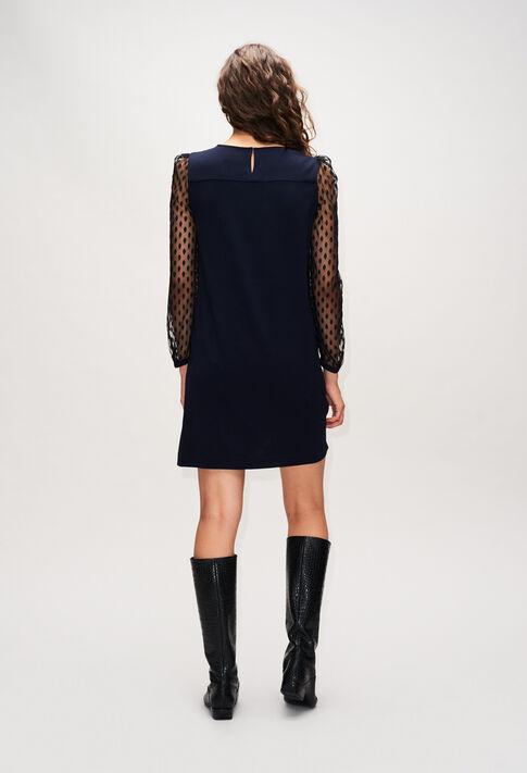 REVERENCEH19 : Vestidos color MARINE