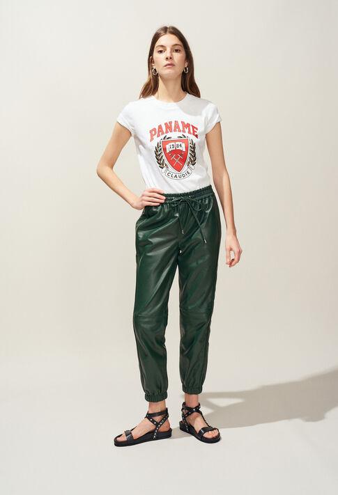 CANOPEE : Pantalones y vaqueros color VERT IMPERIAL