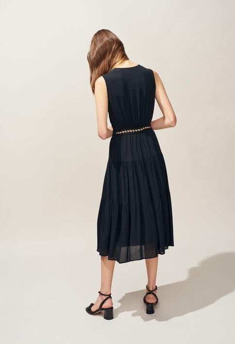 RADCKO : Vestidos color Noir