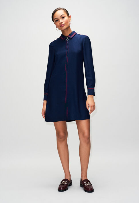 RENCARDH19 : Robes couleur MARINE