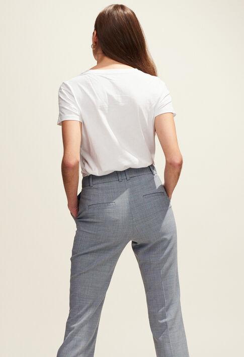 TEADORO : Camisetas color Blanc