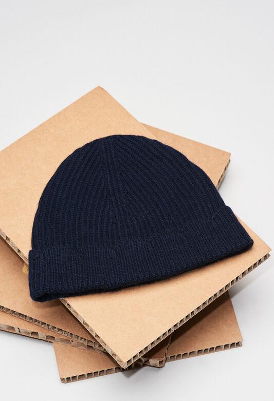 MATINH19 : Sombreros y guantes color MARINE
