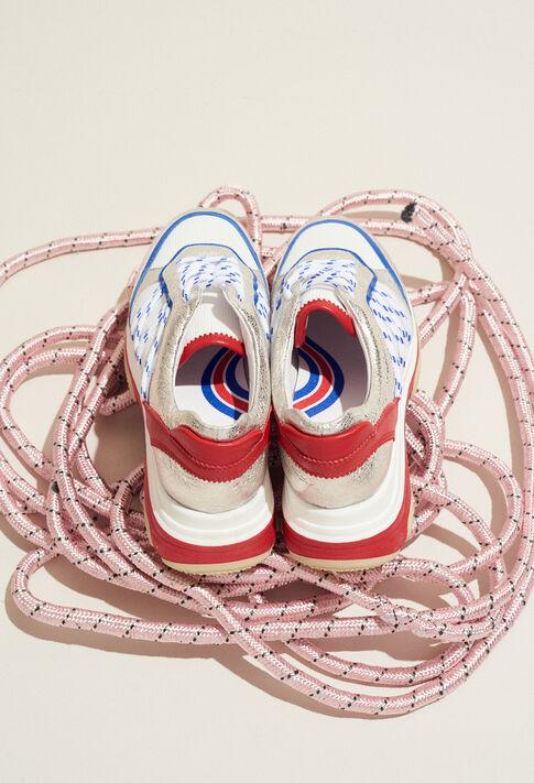 ADATIS : Zapatos color Argent