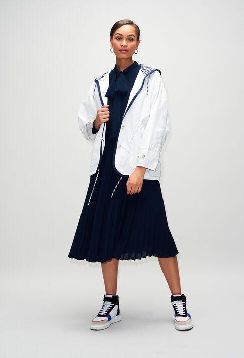 RAPSODIEH19 : Vestidos color MARINE