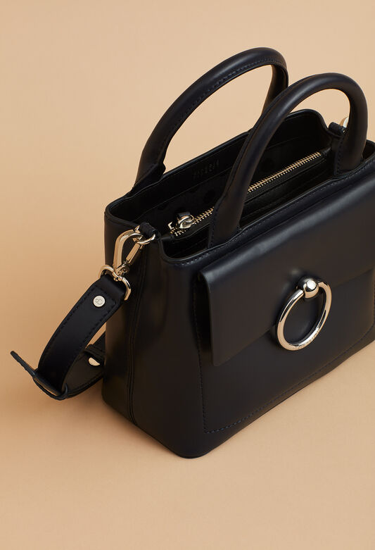 ANOUCK SMALL : Bolsos y marroquinería color NOIR