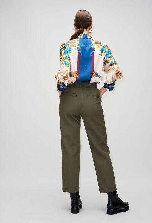 PABLITOH19 : Pantalones y vaqueros color KAKI