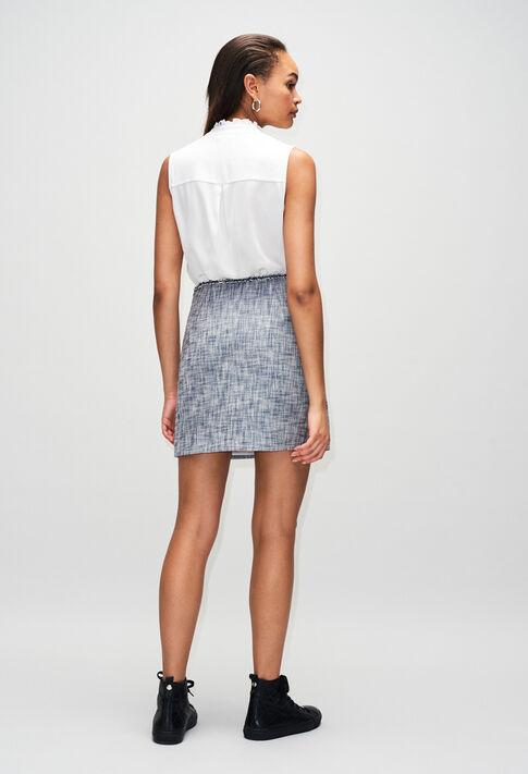 SEMILIAH19 : Jupes et Shorts couleur CHAMBRAY FONCE - SHIRTING