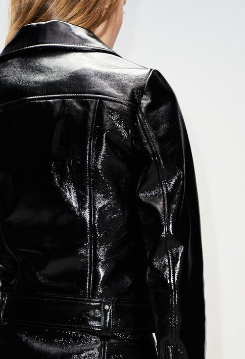CARLYH19 : Abrigos y chaquetas color NOIR
