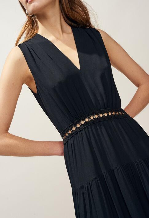 RADCKO : Robes couleur Noir