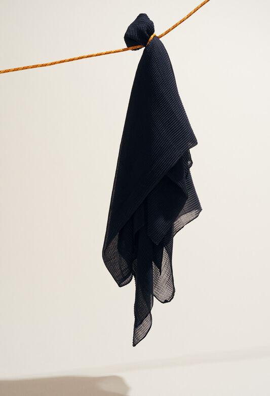 AERIEN : Pañuelos y bufandas color MARINE