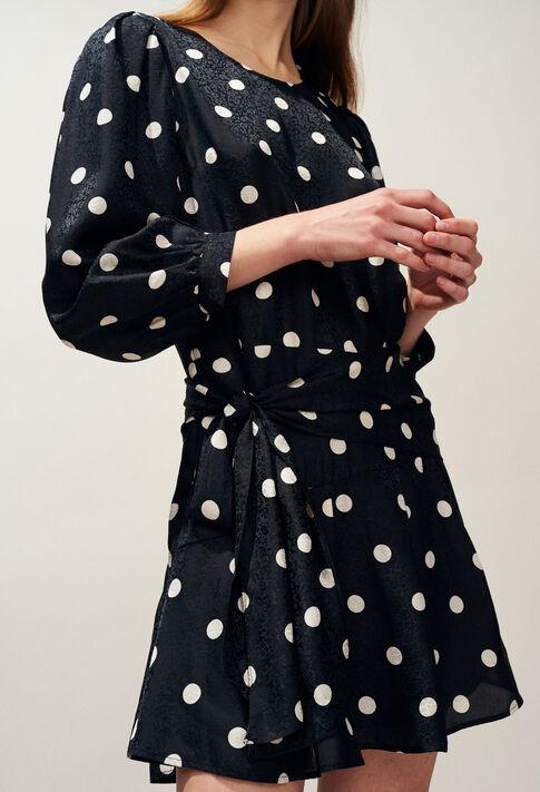 RAMIA : Vestidos color Noir
