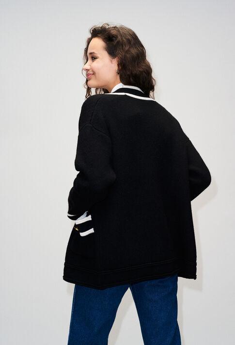 MAXICLICH19 : Jerseys de punto y sudaderas color NOIR