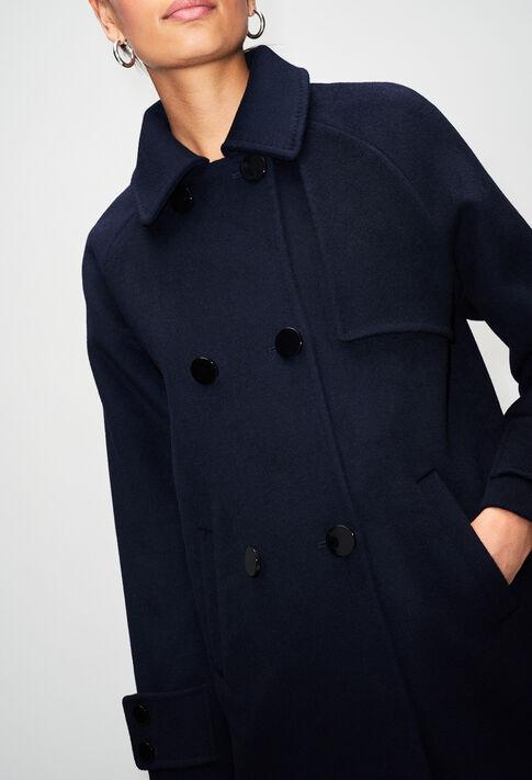 GRANITEH19 : Abrigos y chaquetas color MARINE