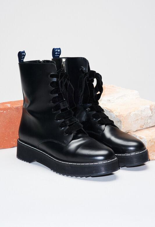 ANABELLEH19 : Zapatos color NOIR
