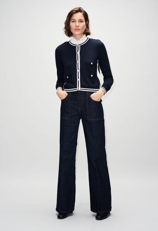 MAXIMERH19 : Maille & Sweatshirts couleur D002