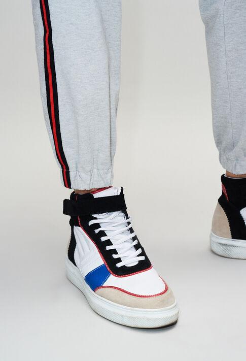 TACCOH19 : Pantalons et Jeans couleur GRIS CHINE CLAIR
