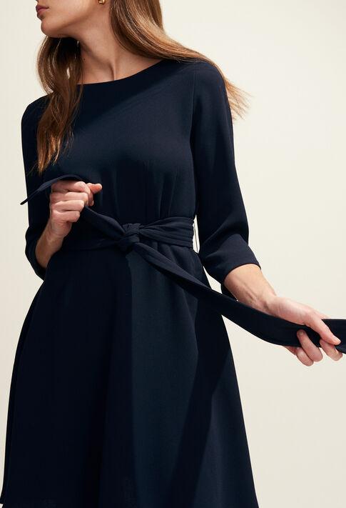 ROSELIE : Robes couleur MARINE