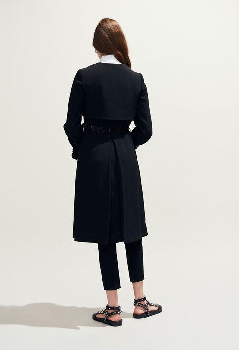 GRACIEUX : Abrigos y chaquetas color Noir